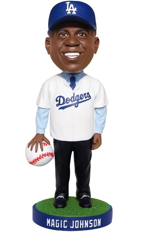 Jaime Jarrin Los Angeles LA Dodgers 2013 Bobble Bobblehead SGA
