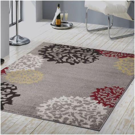 Inspirierende Teppich Grau Mit Rot Dengan Gambar