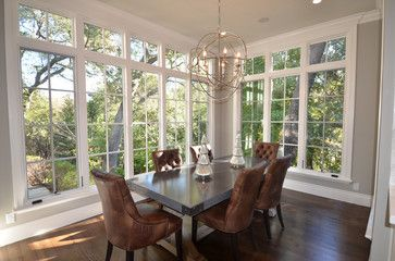 Dining Room Additions With Lots Of Windows