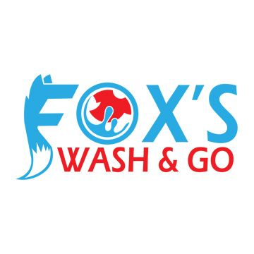 Fox S Wash And Go Branding Wash And Go Commercial Laundry Coin