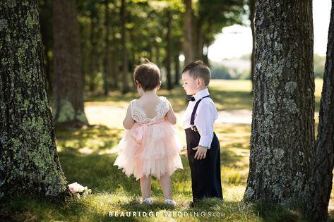 #flowergirl #ringbearer #weddingparty #flowergirldress #ringbearersuit #springwedding #summerwedding #golfcoursewedding #weddingphotoideas #weddingpictures #weddingphotography #rusticwedding #blueheronweddings #ronjaworskiweddings #weddingceremony #weddingreception #woodsywedding #weddinginsporation #pink #blush #lace #gras #trees #coastalwedding #bohowedding #weddingpictureinsporation #daypictures #sunlight #njbride #njweddingvenue P: Beauridge Photography