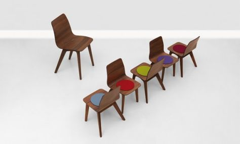 Magnificent Stylish And Modern Kids Chair Morph Kid From Zeitraum Creativecarmelina Interior Chair Design Creativecarmelinacom