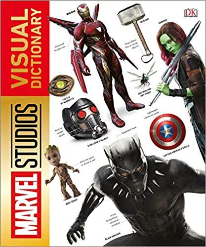 PDF DOWNLOAD] Marvel Studios Visual Dictionary Free Epub