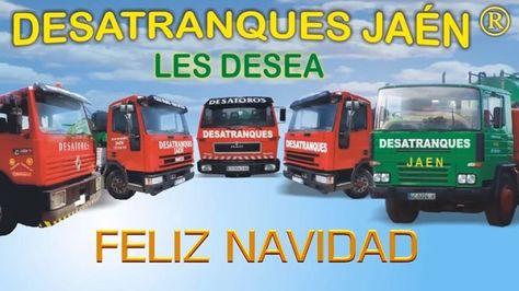 Crush 💖Desatranques Jaén te desea Feliz Navidad