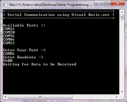 14 best Serial Port Programming Tutorials using Visual BasicNet - visual basic programmer sample resume