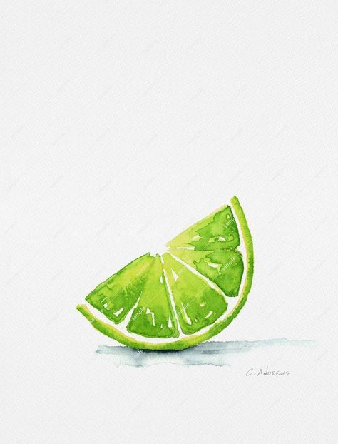 Watercolor Illustration, Watercolor Art, Art Drawings, Art Painting, Watercolor Paintings Easy, Painting Art Projects, Amazing Art Painting, Fruit Art Drawings, Watercolor Paintings For Beginners