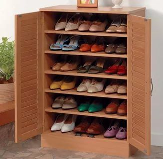 47 Awesome Shoe Rack Ideas Concepts For Storing Your Shoes Space Saving Shoe Rack Shoe Rack With Shelf Diy Shoe Rack
