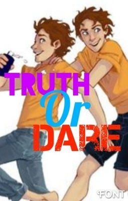 List of Pinterest percy jackson fanfiction truth or dare
