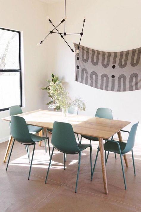 Svelti Aloe Green Dining Chair