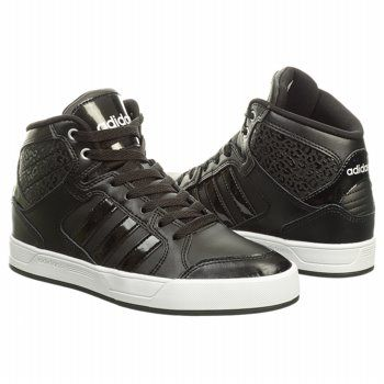 finest selection e843e 6eb45 Adidas NEO Hoops Team Mid Women Ankle Sporty Shoes Black F98895   Girls  Shoes   Pinterest   Adidas, Adidas shoes and Adidas sneakers