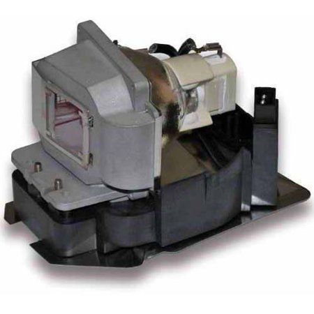 Replacement Front Projector Lamp with Housing by Osram Lighting Hitachi DT00781