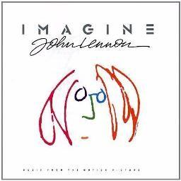 Imagine Guitar Acoustic Version ジョンレノン レノン Cdジャケット