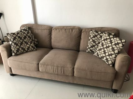 Damro Living Room Chairs Awesome Branded Damro Sofa 3 X 2 Seater Very Good Condition 4 Years Old Original Price Rs Reason For Sale Moving Out Of Bangalore