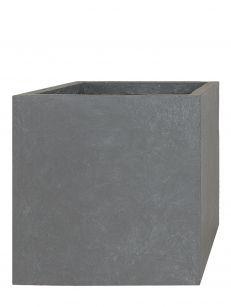 Pflanzkubel Cube Grau 38cm X 44cm X 44cm Mit Bildern