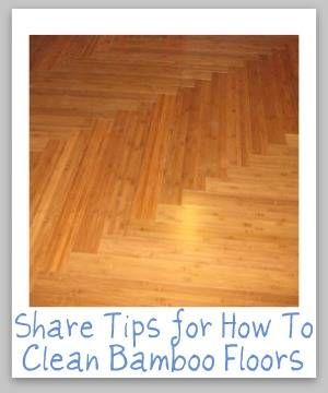 How To Clean Bamboo Floors Tips And Hints Bamboo Flooring Bamboo Wood Flooring Flooring