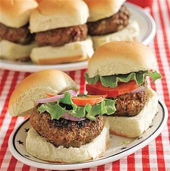 Healthy tailgating recipes of classic dishes. Great website and services to help in your weight goals. | Clean Plate Club recipe
