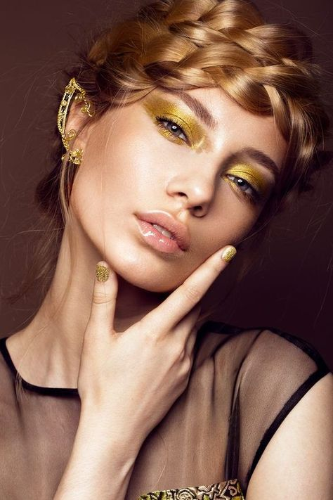Glitter Makeup on Behance - Portrait Photography - # on # . - - - Glitter Makeup on Behance - Portrait Photography - # on # .