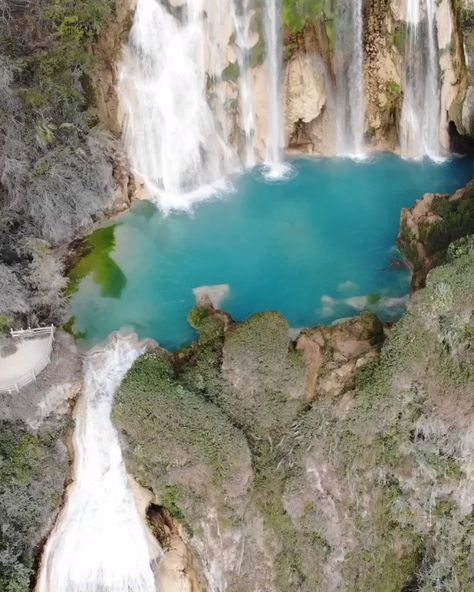 How to Visit El Chiflon Waterfalls in Mexico