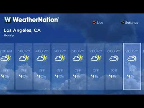 Ps4 Weather App New On Playstation Store Weather Nation From Los Angeles To New York Http Youtu Be S6b6pite3xq Now You Can Ch With Images Twitter Com Youtube Com Ps Plus