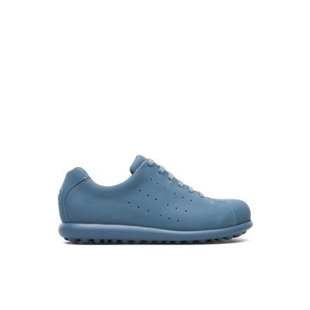 Zapatillas deportivas de mujer Camper pelotas en azul Azul