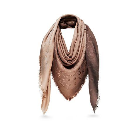6b5ec9bf1e Écharpes et foulards Collection pour Femme | LOUIS VUITTON