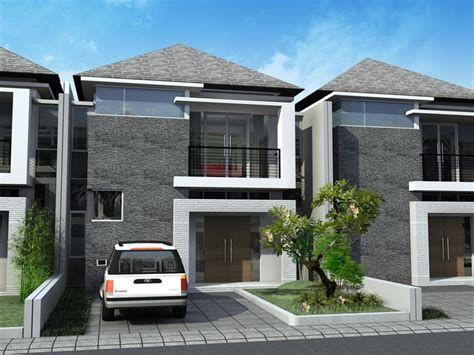 Best 99 Two Storey House Plans Idea Desain Rumah Modern Rumah Minimalis Desain Rumah