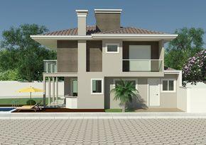 Cores De Casas Tendencias E Fotos Para Pintura Externa Cores De Casas Modernas Fachadas De Casas Exteriores De Casas