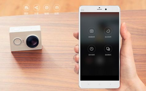 Xiaomi launches $64 action camera that can out-shoot the GoPro Hero