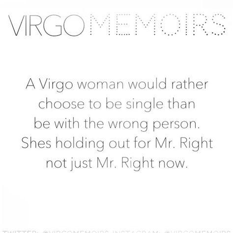 virgo girl personality