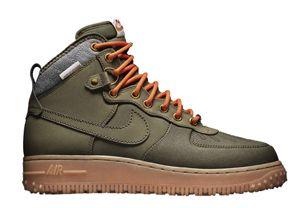 Molesto solamente Más lejano  Nike Schuhe selber gestalten & designen nike winterschuhe air force  duckboot herren winterschuh schuhe selber gestalten von winte… | Boots, Nike  air, Duck boots