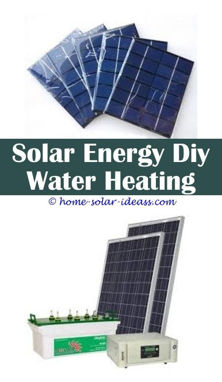 Home Solar Power Diy