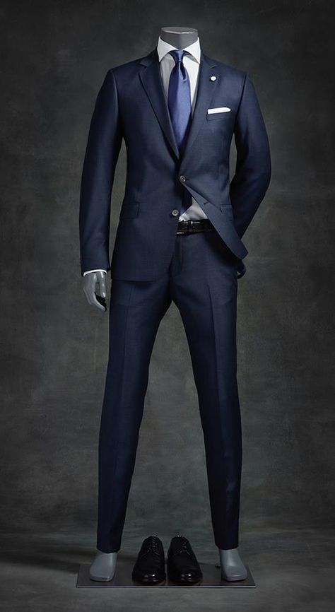 Bugatti Pantalones de Traje para Hombre