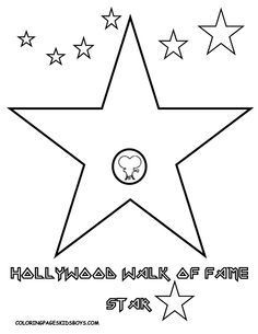 Hollywood Star Template Hollywood Walk of Fame Stern Produkte Hollywood Star Template Hollywood Walk of Fame Stern Produkte