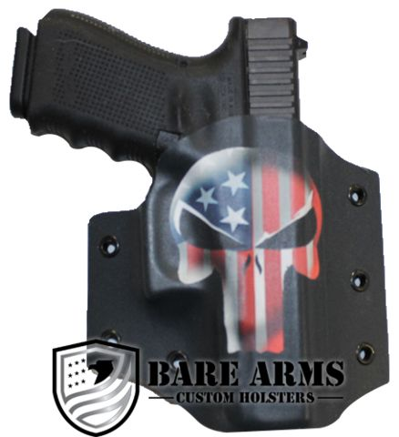Raven Concealment Systems Phantom Modular Holster For Glock