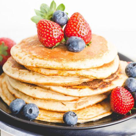 Ricetta pancakes facili e veloci