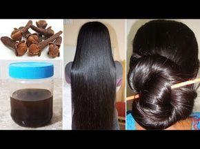 ملعقة من القرنفل ستجعل من حولك يتكلم عن جمال شعرك و طوله و كثافته Youtube In 2020 Long Hair Styles Hair Health Hair Care Recipes