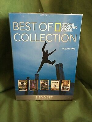 Best Of National Geographic Channel Collection Vol 2 5 Dvd Set