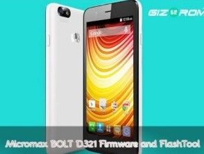 Micromax D321 Flash File Download Micromax D321 Stock