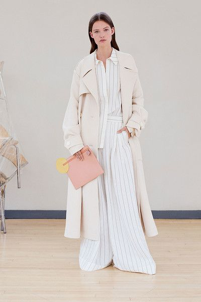 Roksanda Resort 2018 - These Resort Coats Will Make You Long for Fall - Photos