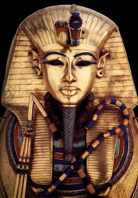 Image uploaded by كاميگازّي. Find images and videos about gold, king and egypt on We Heart It - the app to get lost in what you love.