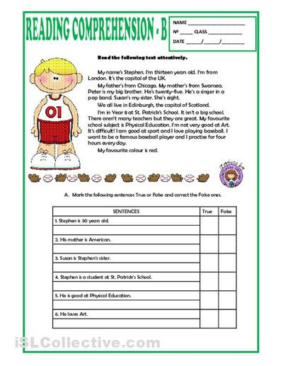 16 Reading Comprehension Worksheets For Adults Reading Comprehension Worksheets Elementary Reading Comprehension Reading Comprehension