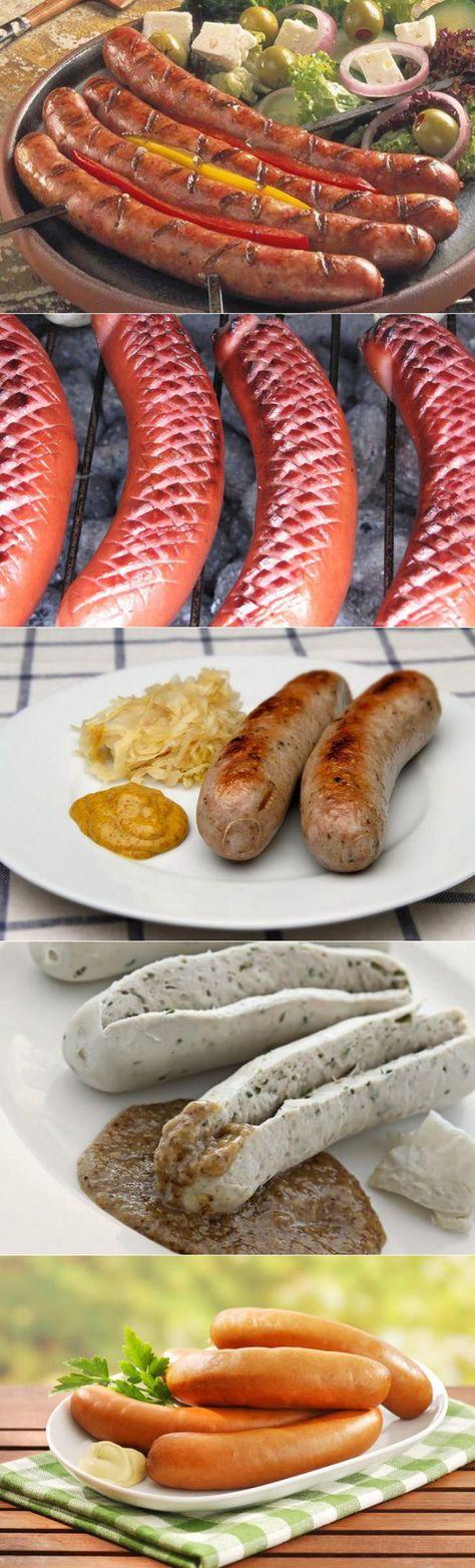 Порно на кусках колбасы