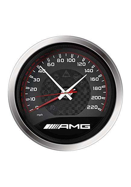 Mercedes Benz 14 Amg Speedometer Wall Clock Review Mercedes