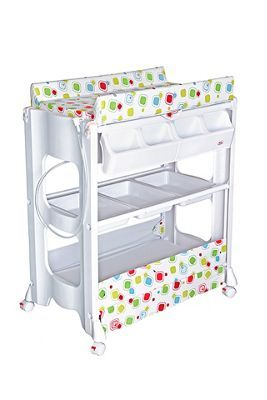 Buy Bebe Style Baby Portable Changer Unit Bath With Storage From