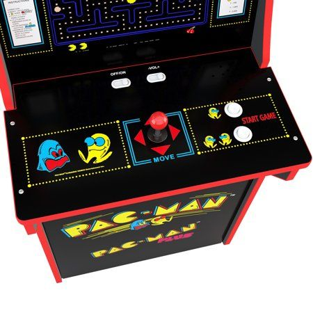 Video Games | Arcade1Up | Arcade machine, Arcade, Arcade games