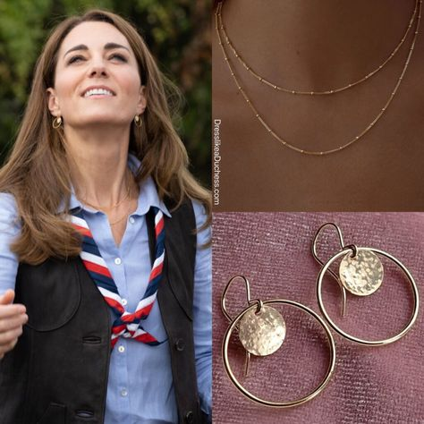Kate Middleton Joins the Scouts and Takes on a New Role - Dress Like A Duchess