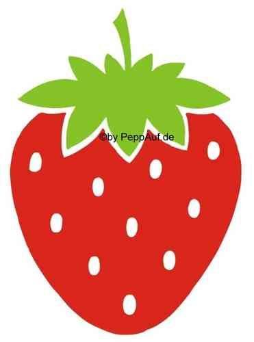 Bildergebnis Fur Malvorlage Erdbeere Kostenlose