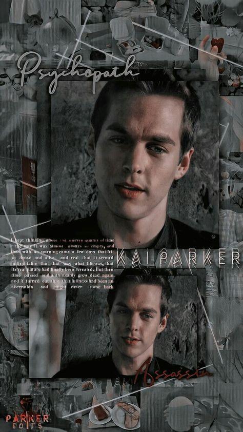 Wallpaper Kai Parker