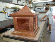 Copper Work Is One Of The Best Experiences For George Parsons. It Can Add  Long