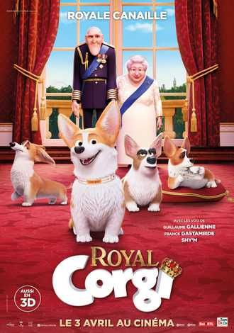 Royal Corgi Recherche Google Animatiefilms Corgi Bioscoop